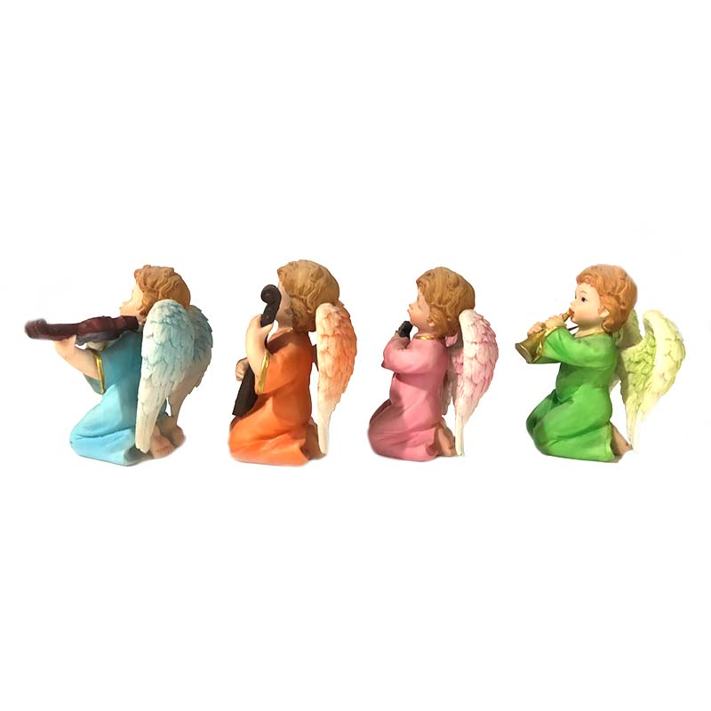 customized angel figurines collectible supply for office-1