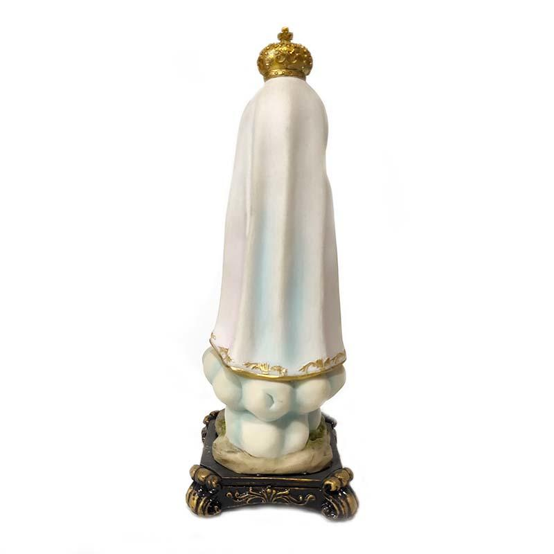 8 Inch New Arrival Innovative Style Child Fatima Statue figures Catholic Virgin Virgen Santa Fatima Estatua Baby Fatima Sculpture