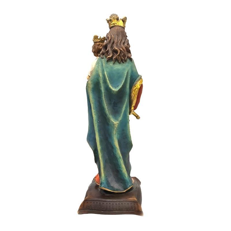 Maria Auxiliadora Estatua Mary Auxiliadora Statue New Design Polyresin Religious Sculpture