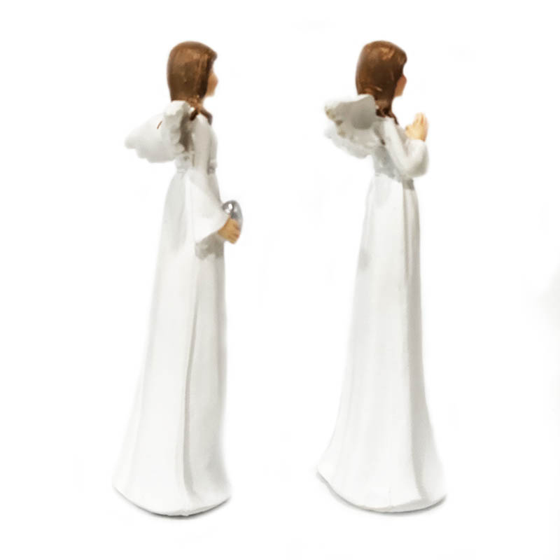 beautiful guardian angel figurines supply for church-1