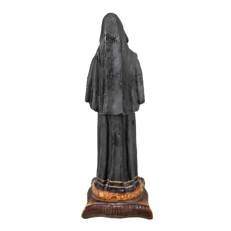 Custom Religious Decoration Polyreesin Santa Teresa Statue for Home Decoration