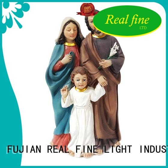 Real Fine custom made figurines for decoration for home