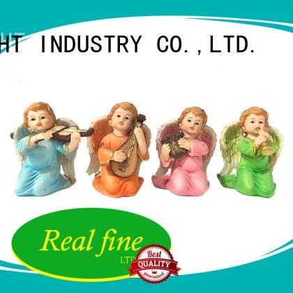 beautiful cheap angel figurines sale for gifts for home Real Fine