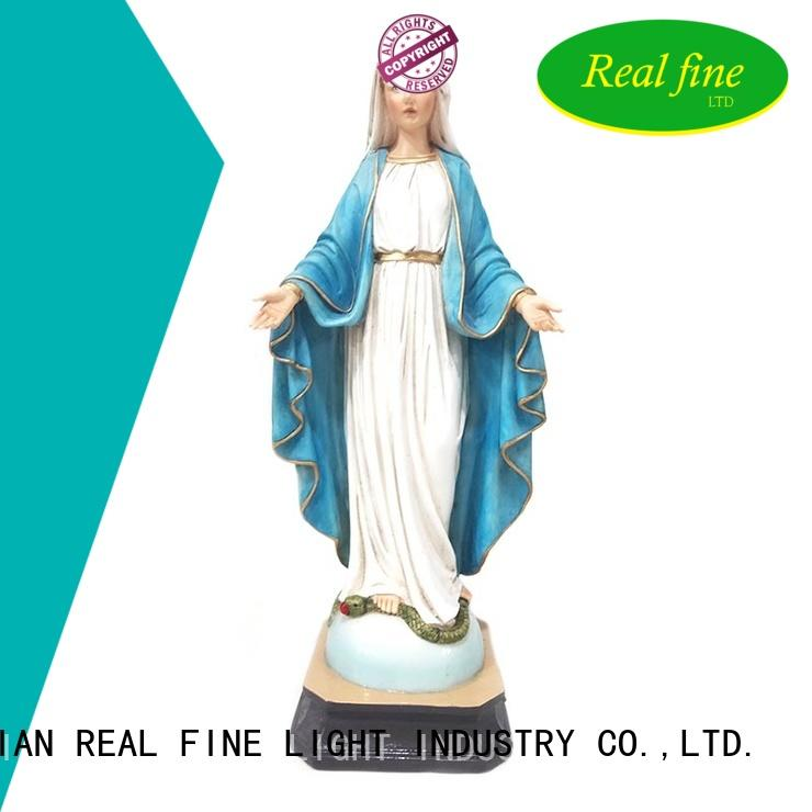figurines miniature religious statues auxiliadora for gifts Real Fine