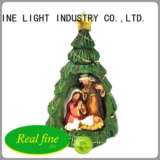 popular resin craft saint wholesale for church