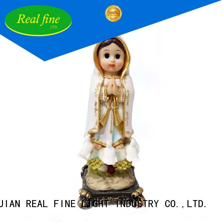 Real Fine polyresin decor wholesale for church