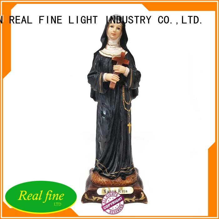 customized religious figurine for decoration for church