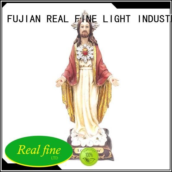 Real Fine religious figurine sagrada for church