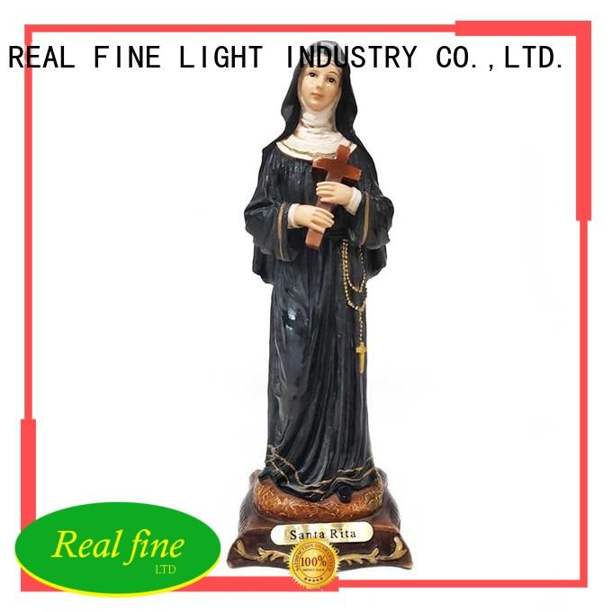 Real Fine popular polyresin items for sale for church