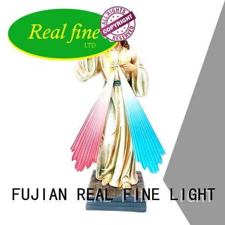 lady resin figurine statue wholesale for garden Real Fine