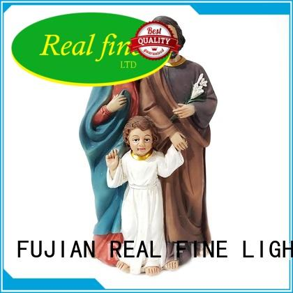 Real Fine handcraft polyresin figurine for decoration for home