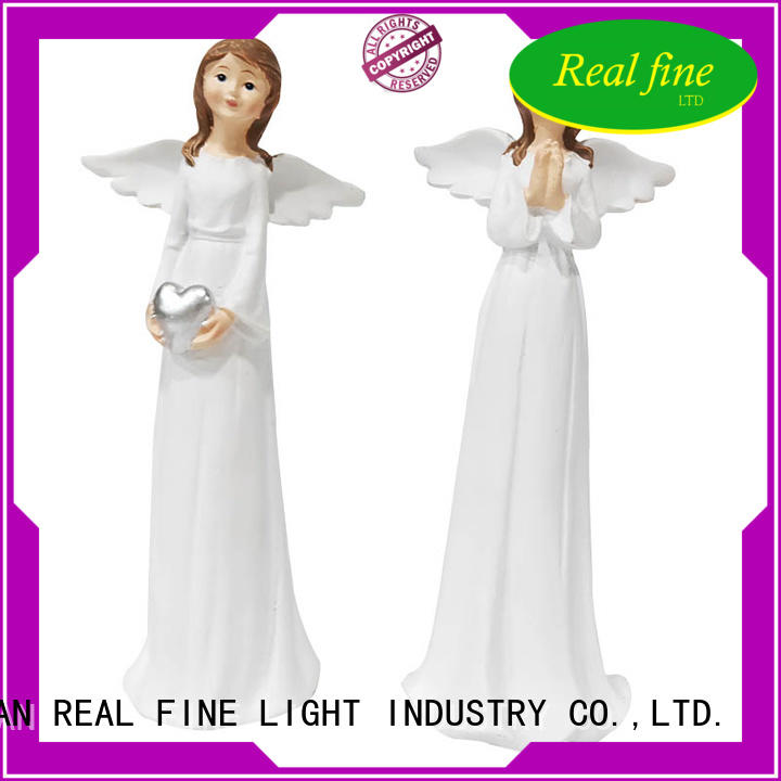 environmental christmas angel figurines high quality for garden