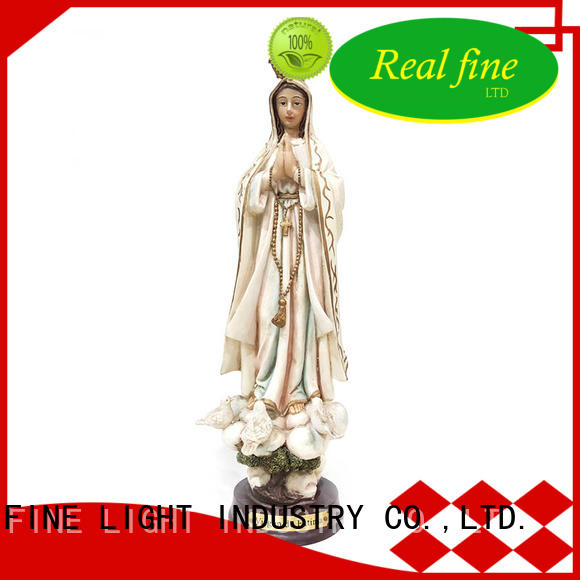 popular customize figurine for decoration Real Fine