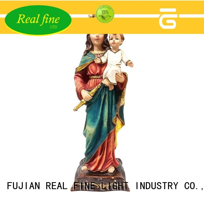 polyresin craft great design for church Real Fine