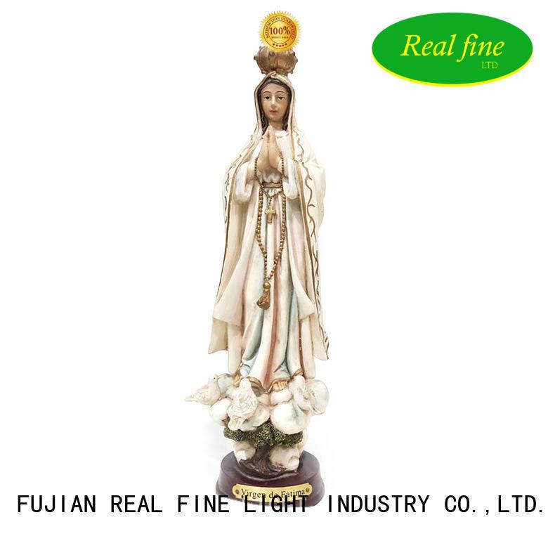 Real Fine polyresin statue estatua