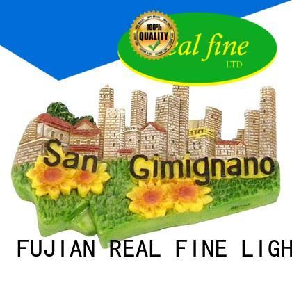 Real Fine high quality souvenir fridge magnets manufacturer for garden