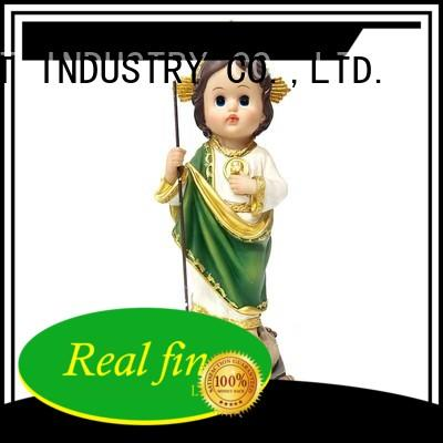 popular resin handicraft for sale for church Real Fine