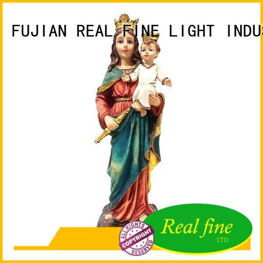 Real Fine exquisite polyresin crafts for sale