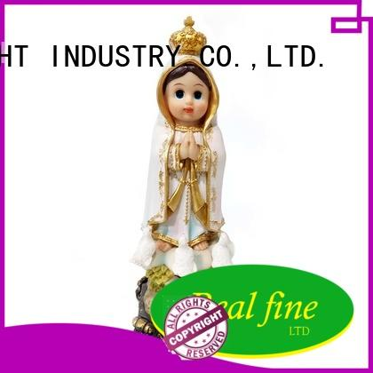 Real Fine exquisite resin home decor wholesale for garden