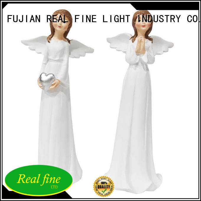 Real Fine festive resin figures supply for church