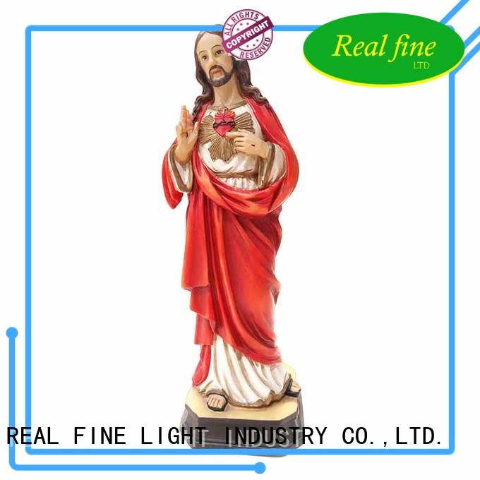 Real Fine popular resin crafts for decoration for home