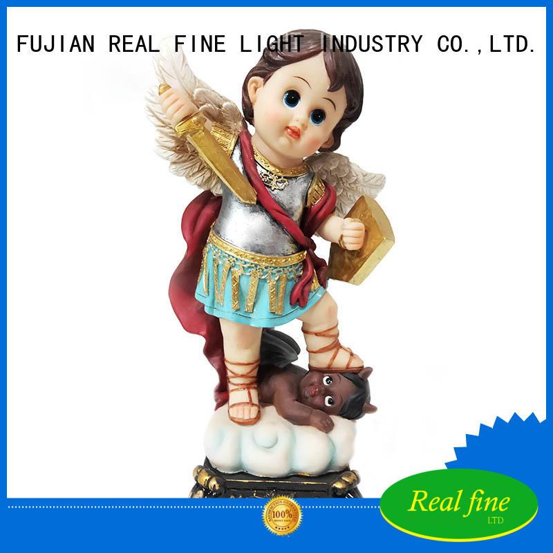 Real Fine handcraft polyresin figurine for sale