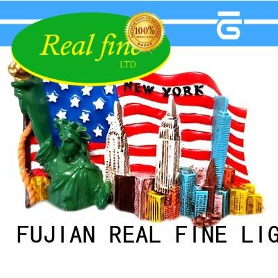 Real Fine beautiful travel souvenirs supply for garden