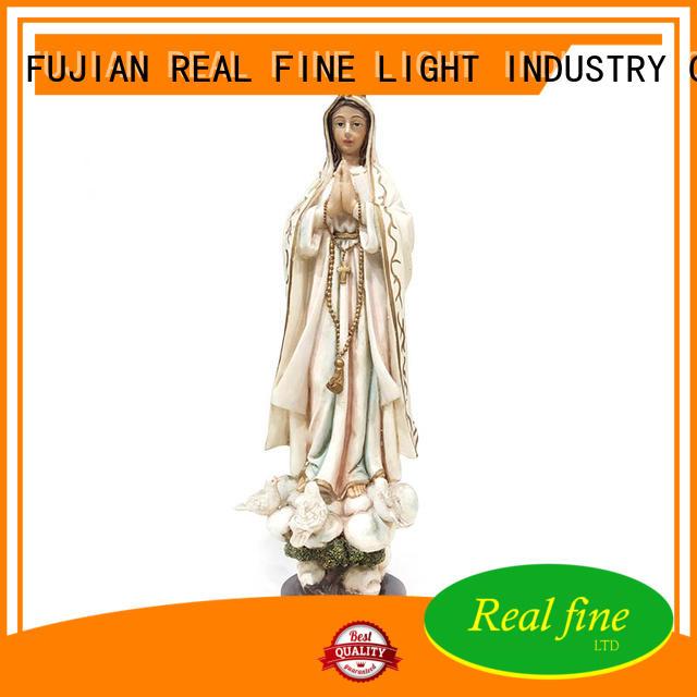 Real Fine popular polyresin figurines sagrada for church