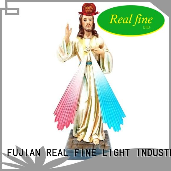 Real Fine hand resin religious statues for decoration for gifts