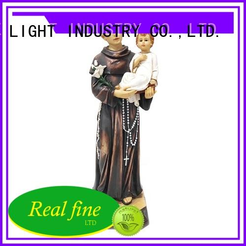 handcraft resin crafts customized for sale for church
