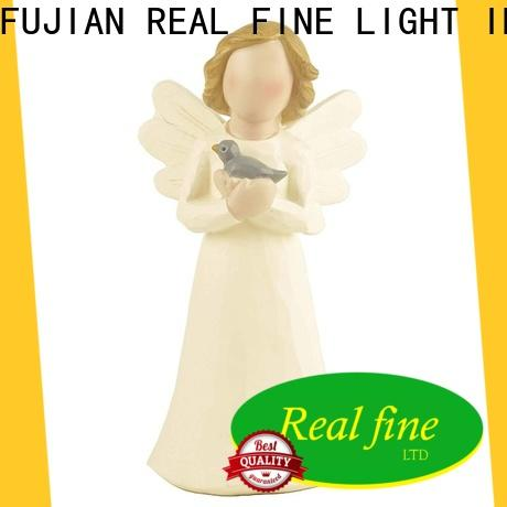 Real Fine figurine promotion for library