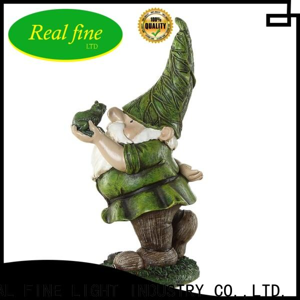 Real Fine customized gnomes for sale for decoration for office