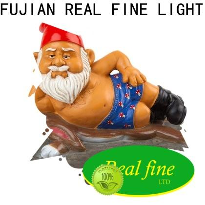 Real Fine colorful garden gnomes for sale supply for park