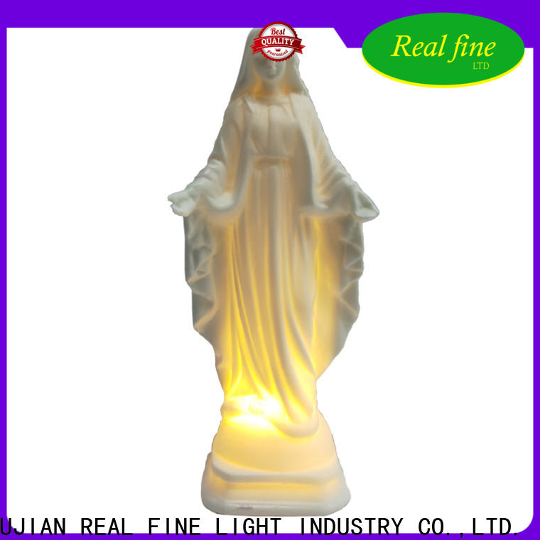 Real Fine customized saint statues menufacturer