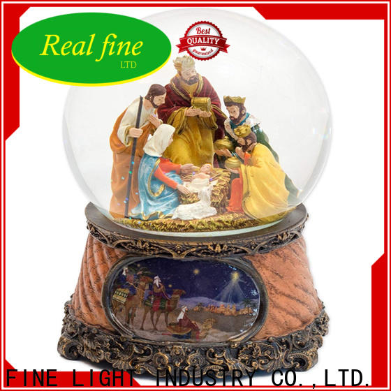 Real Fine snow globe souvenirs for gifts for shop