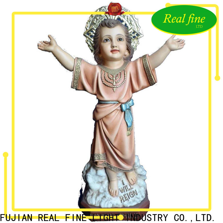 Real Fine catholic figures for decoration