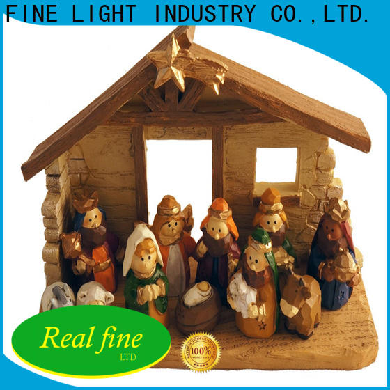 Real Fine good quality Nativity Figurine online for gifts