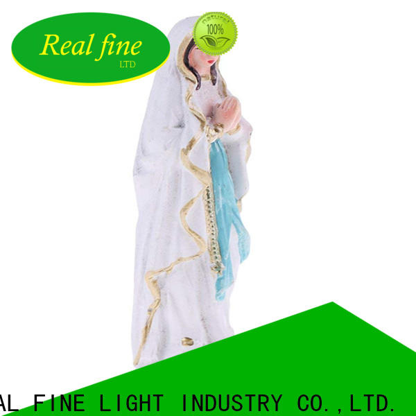 Real Fine customized figurine deco for decoration for gifts