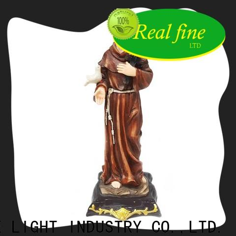 Real Fine exquisite catholic figures for sale for gifts