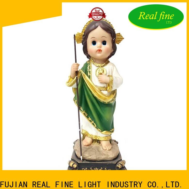 Real Fine catholic figures for sale for gifts