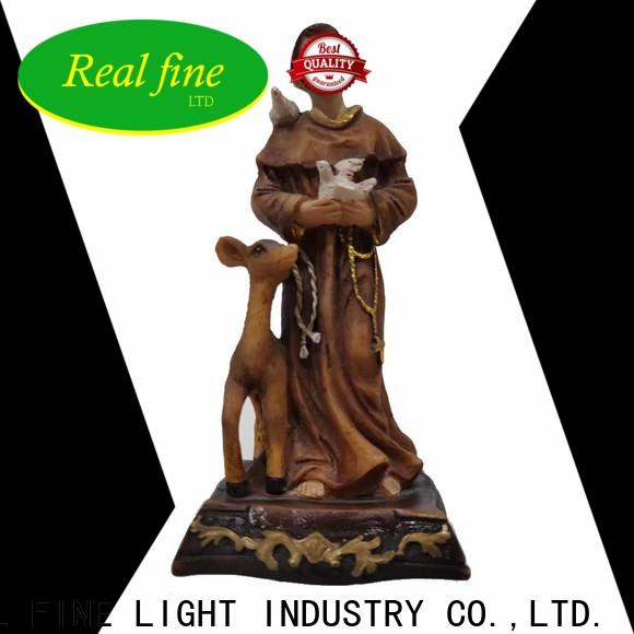 Real Fine resin arts and crafts for sale for garden