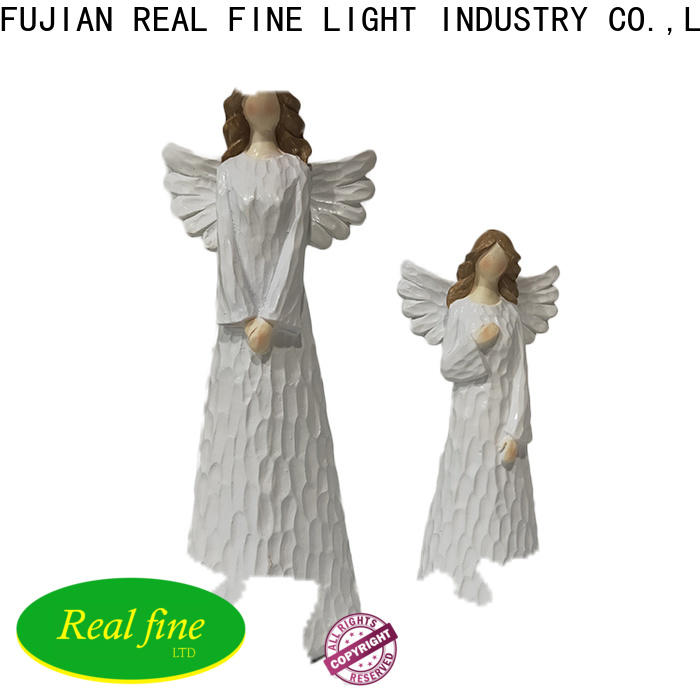 Real Fine customized resin figures for decoration for home