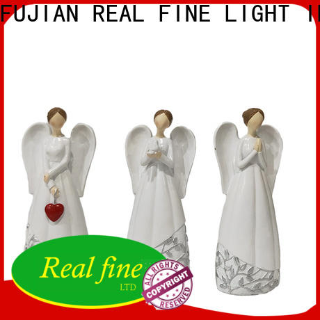 environmental polyresin figurines supply for church