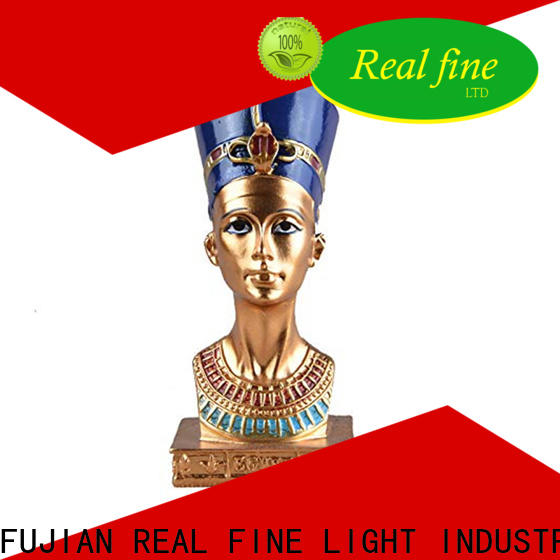 Real Fine figurine supplier for library