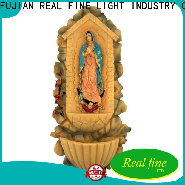 Real Fine resin crafts wholesale for church