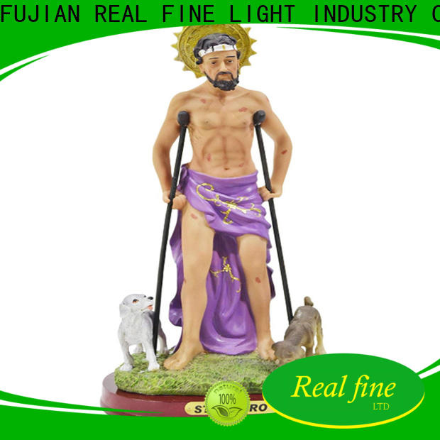 Real Fine polyresin figurines wholesale for home