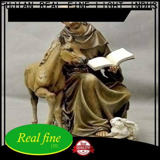 Real Fine popular catholic figures for sale for garden