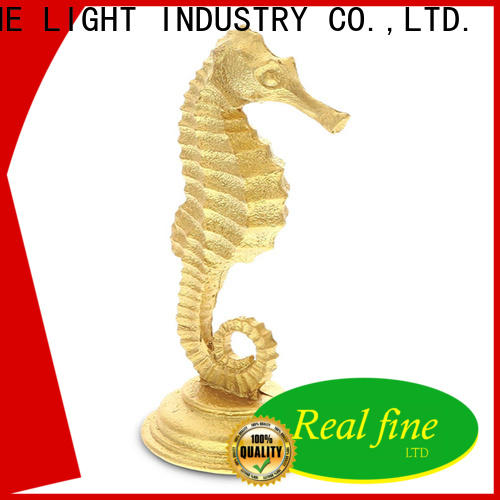Real Fine design Home decor figurine promotion for library