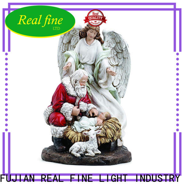 Real Fine resin crafts factory for park