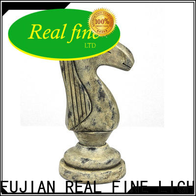 Real Fine polyresin figurines for sale for park